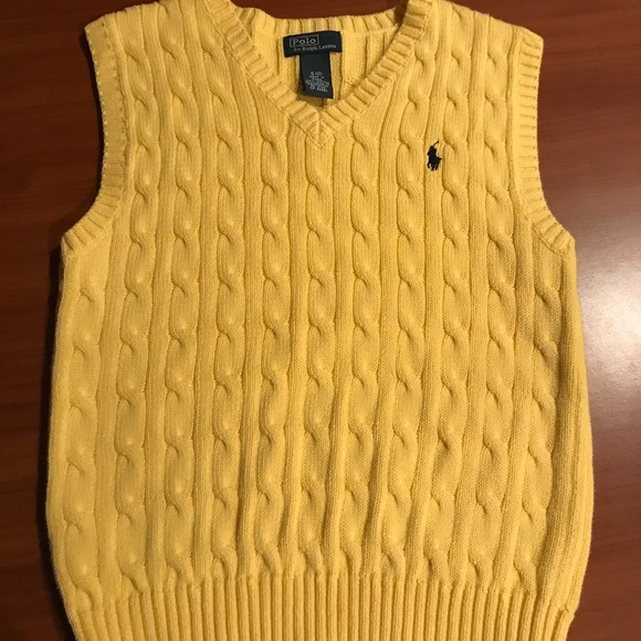 75% off Polo by Ralph Lauren Other - Ralph Lauren sweater vest ...